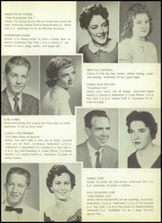 Page 17, 1959 Edition, Morris High School - Eagle Yearbook (Morris, OK) online yearbook collection