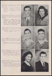 Page 13, 1948 Edition, Sperry High School - Pirate Yearbook (Sperry, OK) online yearbook collection