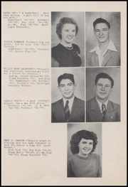 Page 17, 1948 Edition, Sperry High School - Pirate Yearbook (Sperry, OK) online yearbook collection