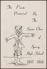 Page 7, 1948 Edition, Sperry High School - Pirate Yearbook (Sperry, OK) online yearbook collection
