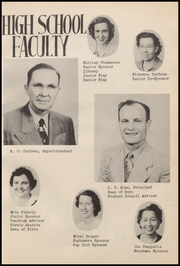 Page 13, 1950 Edition, Sperry High School - Pirate Yearbook (Sperry, OK) online yearbook collection