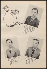 Page 17, 1950 Edition, Sperry High School - Pirate Yearbook (Sperry, OK) online yearbook collection