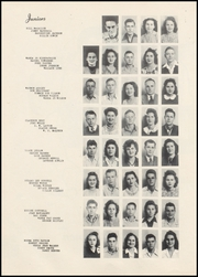 Page 16, 1946 Edition, Wynnewood High School - Savage Yearbook (Wynnewood, OK) online yearbook collection