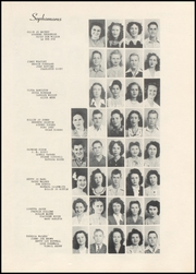 Page 17, 1946 Edition, Wynnewood High School - Savage Yearbook (Wynnewood, OK) online yearbook collection