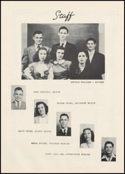 Page 8, 1946 Edition, Wynnewood High School - Savage Yearbook (Wynnewood, OK) online yearbook collection