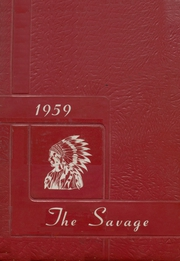 Page 1, 1959 Edition, Wynnewood High School - Savage Yearbook (Wynnewood, OK) online yearbook collection