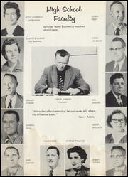 Page 12, 1959 Edition, Wynnewood High School - Savage Yearbook (Wynnewood, OK) online yearbook collection