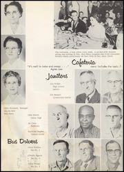 Page 16, 1959 Edition, Wynnewood High School - Savage Yearbook (Wynnewood, OK) online yearbook collection