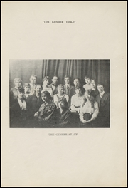 Page 17, 1917 Edition, Drumright High School - Gusher Yearbook (Drumright, OK) online yearbook collection