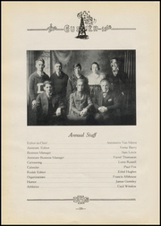 Page 16, 1918 Edition, Drumright High School - Gusher Yearbook (Drumright, OK) online yearbook collection