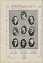 Page 16, 1922 Edition, Drumright High School - Gusher Yearbook (Drumright, OK) online yearbook collection