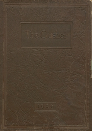 Page 1, 1926 Edition, Drumright High School - Gusher Yearbook (Drumright, OK) online yearbook collection