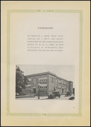 Page 9, 1926 Edition, Drumright High School - Gusher Yearbook (Drumright, OK) online yearbook collection
