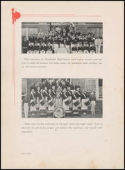 Page 12, 1937 Edition, Drumright High School - Gusher Yearbook (Drumright, OK) online yearbook collection