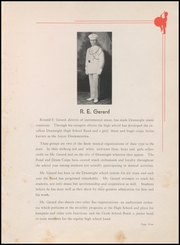 Page 13, 1937 Edition, Drumright High School - Gusher Yearbook (Drumright, OK) online yearbook collection