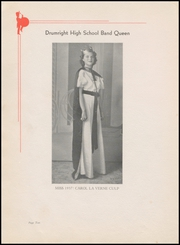 Page 14, 1937 Edition, Drumright High School - Gusher Yearbook (Drumright, OK) online yearbook collection