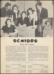 Page 12, 1941 Edition, Drumright High School - Gusher Yearbook (Drumright, OK) online yearbook collection