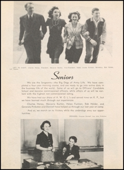 Page 16, 1943 Edition, Drumright High School - Gusher Yearbook (Drumright, OK) online yearbook collection