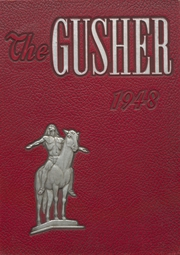 1948 Edition, Drumright High School - Gusher Yearbook (Drumright, OK)