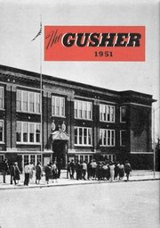 1951 Edition, Drumright High School - Gusher Yearbook (Drumright, OK)