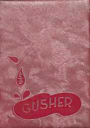 1956 Edition, Drumright High School - Gusher Yearbook (Drumright, OK)