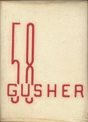 1958 Edition, Drumright High School - Gusher Yearbook (Drumright, OK)