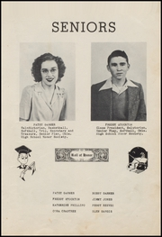 Page 15, 1947 Edition, Berryhill High School - Chief Yearbook (Tulsa, OK) online yearbook collection