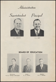 Page 9, 1947 Edition, Berryhill High School - Chief Yearbook (Tulsa, OK) online yearbook collection