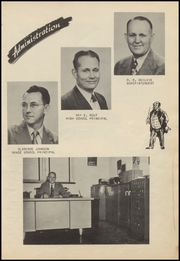 Page 13, 1951 Edition, Berryhill High School - Chief Yearbook (Tulsa, OK) online yearbook collection