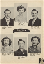 Page 17, 1951 Edition, Berryhill High School - Chief Yearbook (Tulsa, OK) online yearbook collection