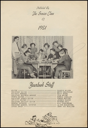 Page 7, 1951 Edition, Berryhill High School - Chief Yearbook (Tulsa, OK) online yearbook collection