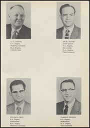 Page 11, 1956 Edition, Berryhill High School - Chief Yearbook (Tulsa, OK) online yearbook collection