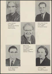 Page 12, 1956 Edition, Berryhill High School - Chief Yearbook (Tulsa, OK) online yearbook collection