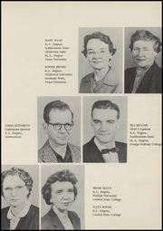 Page 13, 1956 Edition, Berryhill High School - Chief Yearbook (Tulsa, OK) online yearbook collection