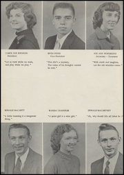Page 16, 1956 Edition, Berryhill High School - Chief Yearbook (Tulsa, OK) online yearbook collection