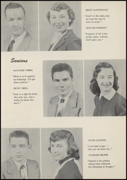 Page 17, 1956 Edition, Berryhill High School - Chief Yearbook (Tulsa, OK) online yearbook collection