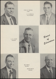 Page 8, 1956 Edition, Berryhill High School - Chief Yearbook (Tulsa, OK) online yearbook collection