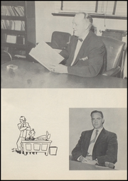 Page 9, 1956 Edition, Berryhill High School - Chief Yearbook (Tulsa, OK) online yearbook collection