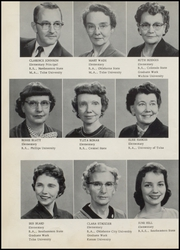 Page 12, 1959 Edition, Berryhill High School - Chief Yearbook (Tulsa, OK) online yearbook collection