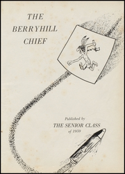 Page 5, 1959 Edition, Berryhill High School - Chief Yearbook (Tulsa, OK) online yearbook collection