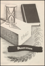 Page 5, 1947 Edition, Prague High School - Progonian Yearbook (Prague, OK) online yearbook collection