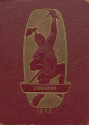 1949 Edition, Lone Grove High School - Longhorn Yearbook (Lone Grove, OK)