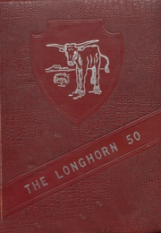1950 Edition, Lone Grove High School - Longhorn Yearbook (Lone Grove, OK)