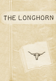 1952 Edition, Lone Grove High School - Longhorn Yearbook (Lone Grove, OK)