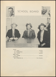 Page 11, 1953 Edition, Lone Grove High School - Longhorn Yearbook (Lone Grove, OK) online yearbook collection