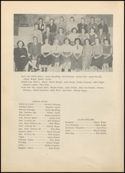 Page 12, 1953 Edition, Lone Grove High School - Longhorn Yearbook (Lone Grove, OK) online yearbook collection