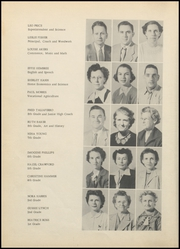 Page 14, 1953 Edition, Lone Grove High School - Longhorn Yearbook (Lone Grove, OK) online yearbook collection