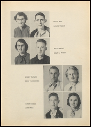 Page 17, 1953 Edition, Lone Grove High School - Longhorn Yearbook (Lone Grove, OK) online yearbook collection
