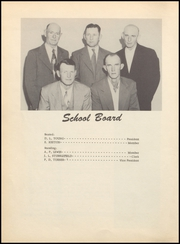 Page 10, 1954 Edition, Lone Grove High School - Longhorn Yearbook (Lone Grove, OK) online yearbook collection