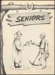 Page 11, 1954 Edition, Lone Grove High School - Longhorn Yearbook (Lone Grove, OK) online yearbook collection